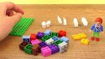 レゴで二段ベッド風の高いベッドを作ってみよう-Db2rwsvzDB8