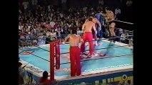 Riki Choshu/Tatsumi Fujinami vs Akira Nogami/Kengo Kimura (New Japan November 16th, 1996)