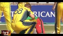 TOP 10 BRUTAL INJURIES IN CRICKET HISTORY _ 2016