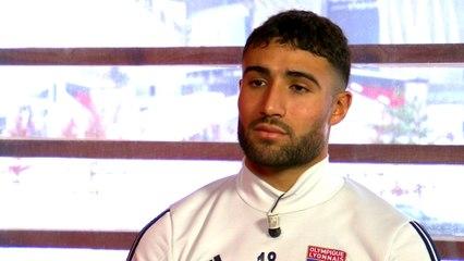 Nabil Fekir, le nouveau capitaine lyonnais, est le joueur de l'année et succède à Alex Lacazette