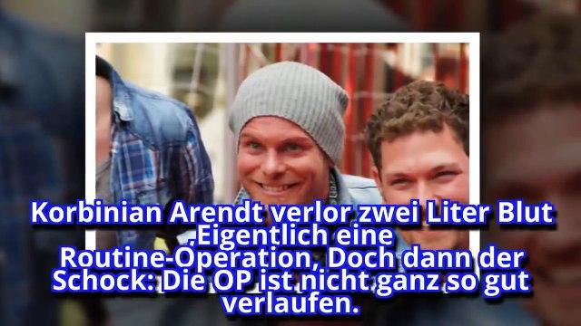 Voxxclub-Sänger Korbinian Arendt - OP-Schock!-lmD7j_0MFco