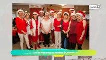 L'album photo du repas de Noël avec les familles à Coudekerque-Branche