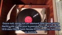 Belle nuit Sainte Nuit (Stille Nacht, Heillige Nacht) Camille Maurane 78t classique  (Chanson de noel)