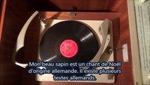 Mon beau sapin / O Tannenbaum - Camille Maurane (Baryton) 78t classique (Chanson de noel)