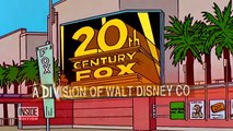 'The Simpsons Predicted 19 Years Ago That Disney Would Buy 20th Century Fox
