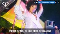 Twiga Beach Club Party Forte dei Marmi in Italy With Beautiful Women | FashionTV | FTV