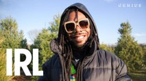 DRAM Cuts Down A Christmas Tree & Discusses His Next Career Moves