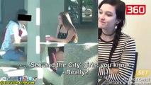 Vajza vuri 2 te dashurit e saj ne prove me nje modele, rezultati e beri te qaje (360video)