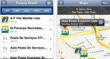 App ajuda você a encontrar o posto de combustível mais perto e mais barato