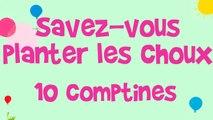 Jacques Haurogné - Savez-vous planter les choux - 10 comptines à danser pour enfants