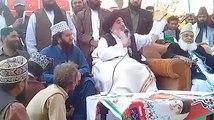 Molvi Khadim Rizvi Grills Asif Ali Zardari