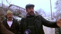 Evleri yanan aileye ulaşılamaması - Bürme köyü sakinleri tedirgin - KASTAMONU