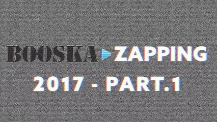 Booska-Zapping 1/2 : Le meilleur de 2018 avec SCH, Moha La Squale, Fianso, Prime,  Vald...