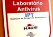 Laboratório antivírus
