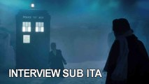 Three Doctors! Steven Moffat introduces Twice Upon A Time     Doctor Who - SUB ITA