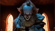 Bill Skarsgard Drove As Pennywise To Audition