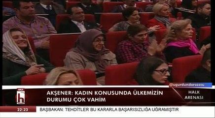 Meral Akşener'den çok sert sözler: Alçakça şerefsizce...