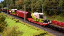 Model trains in HO scale  Passenger trains and freight trains | Pilentum Television - The world of model trains