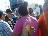 Denuncian violación por parte de militares y policías hondureños a manifestantes en territorio salvadoreño