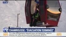 Une centaine de skieurs évacués en rappel d'une télécabine en panne à Chamrousse en Isère