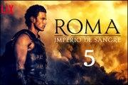 El Sangriento Imperio-Romano 5/6 Luchar por la-Gloria - Documental