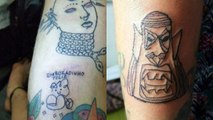 Tattoo Artist Makes Ugly Tattoos, But People Still Pay Her To Get Inked-Hy8tt9PT2QQ
