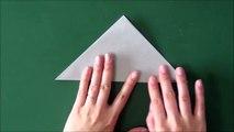 Origami 'Dugong' 折り紙「ジュゴン」の折り方-gnoXkZzgo44