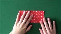 Origami 'House' 折り紙「家」の折り方-znVWJHkXIdM