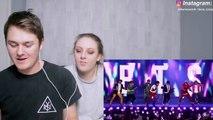 BF & GF REACT TO BTS - Mic Drop Remix (Jimmy Kimmel Live) (BTS REACTION)-Ga6K0weQNBI