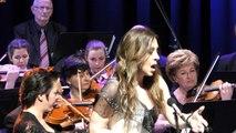 Szekeres Adrien & Kecskeméti Szimfonikus Zenekar - Ave Maria (4K Kecskemét 2017-12-20)
