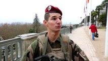 Sécurité : les soldats de l'opération Sentinelle veillent sur le Béarn pour les fêtes