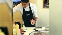 ICE CREAM ROLLS Compilation - Chocolate Cinnabon and ButerCream Ice rolls-M&M vs Oreo Ice Cream Rolls-ek1WKTGFbZ8