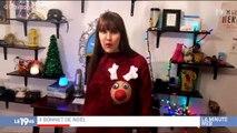 Découvrez la tendance totalement improbable sur les réseaux sociaux pour Noël ! Regardez