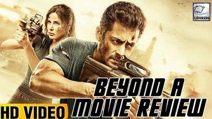 Tiger Zinda Hai I Beyond A Movie Review I Salman Khan I Katrina Kaif