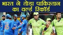 India vs Sri Lanka 2nd T20: Team India breaks Pakistan's World Record | वनइंडिया हिंदी
