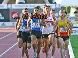 Série du 1500 mètres Junior - - Championnats de France sur piste - 18/19 juillet 2008