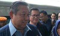 SBY Naik Kereta ke Pekalongan