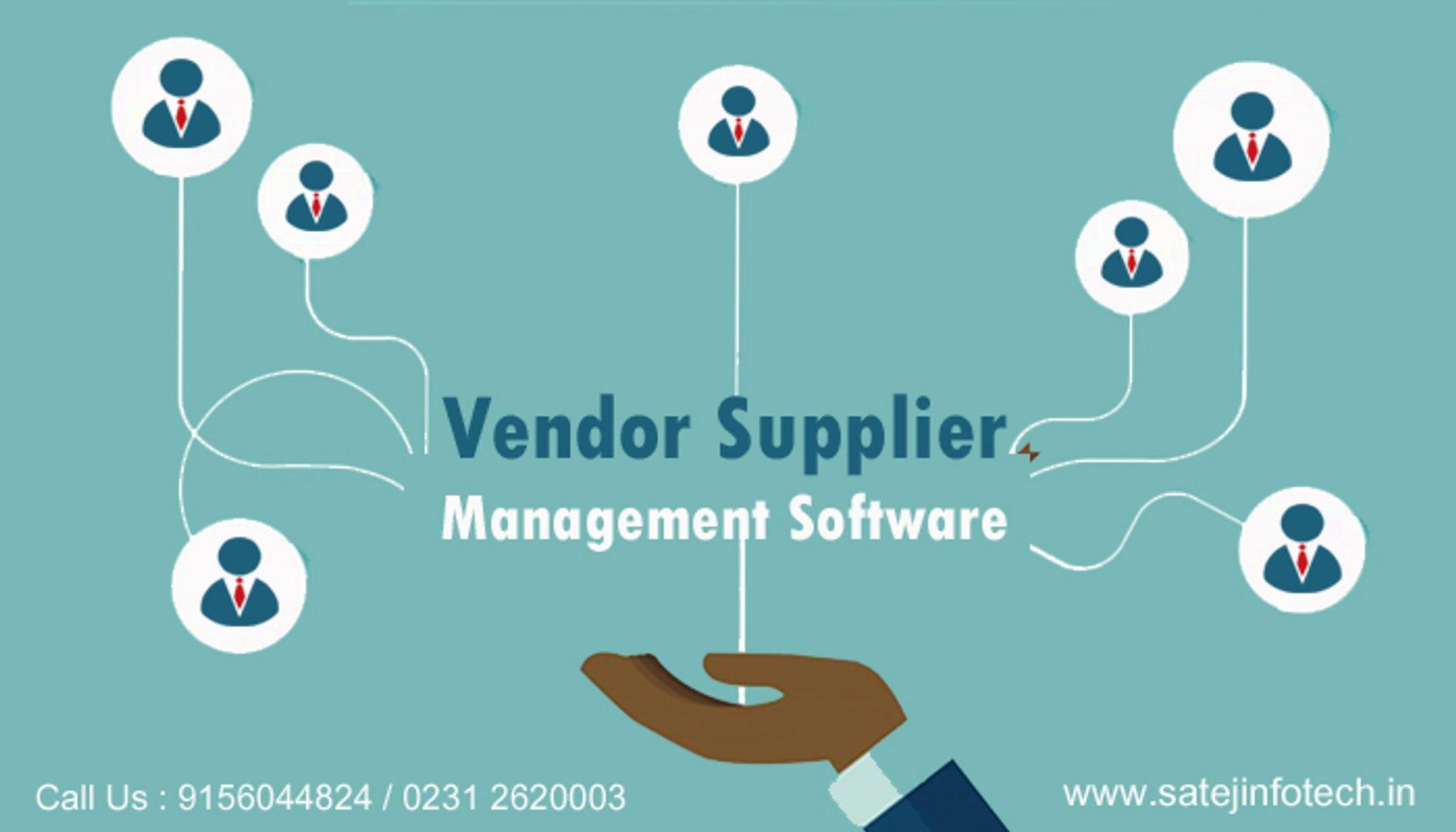 Best Vendor Management Software | Supply Chain Management Software