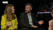 Black Mirror: Charlie Brooker and Annabel Jones on season 4 of the Netflix show