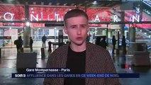 Samedi noir dans les gares SNCF : Les passagers furieux évoquent les erreurs de réservations, les trains bondés, le surb