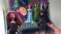 Disney Princess Merida Story Gift Set Magiclip Dolls Disney Princess Dolls Brave Toys , Cartoons animated movies 2018