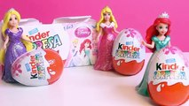 Frozen Disney Princess Surprise Eggs Kinder Surprise Huevos Sorpresa Princesas Disney Sorpresa , Cartoons animated movies 2018