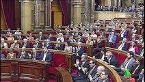 JxCat estudia fórmulas para investir a Puigdemont desde Bruselas o en el Parlament pero sin que sea detenido