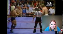Kevin Von Erich defeated Ric Flair for the NWA WORLD TITLE 1983 (( REACTION VIDEO ))