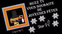 (Buzz tv) vous souhaite de joyeux noël en musique (REMIX)