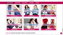 e-Giyim Sepeti Web Site Tanıtımı