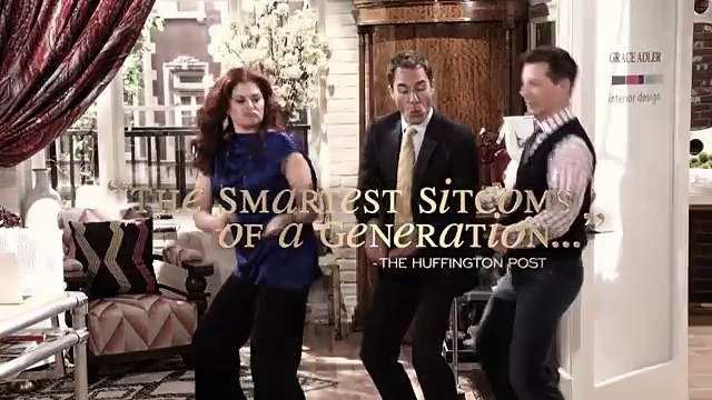 Will & Grace - Celebrate the Holidays with a Will & Grace Binge (Promo)