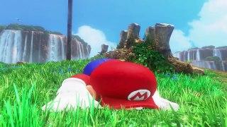 Super Mario Odyssey Gameplay Walkthrough Part 1 Cap and Casc
