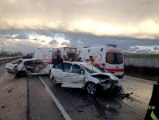 Bursa'da Zincirleme Kaza: 2 Ölü, 8 Yaralı