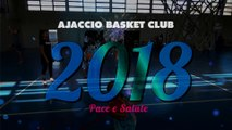 AJACCIO BASKET CLUB : Meilleurs vœux pour et bonnes fêtes